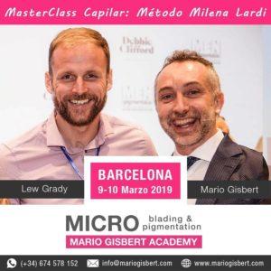 Mario Gisbert and Lew Grady Barcelona Masterclass